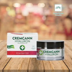 CREMCANN HYALURON ACIDE HYALURONIQUE 50ml - ANNABIS